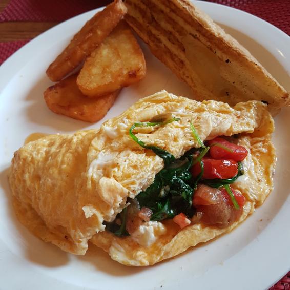 Napa Veggie Treat Omelet