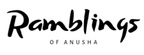 Ramblings of Anusha
